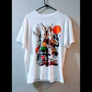 Vintage Space Jam t-shirt